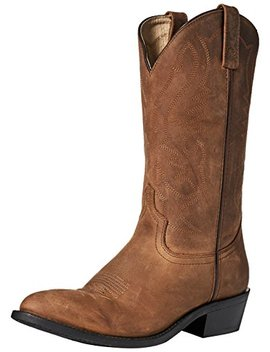 Smoky Mountain Boots Men's Denver Leather Western Boot by Smoky Mountain Boots