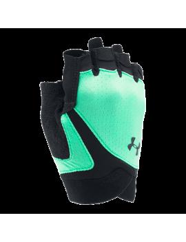 Under Armour Women's Cool Switch Flux Gloves   Antifreeze/Black by Sport Chek