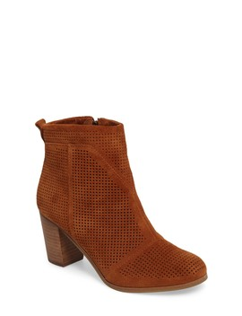 Lunata Leather Bootie by Toms