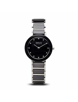 Bering Time 11429 742 Womens Ceramic Collection Watch With Stainless Steel Band And Scratch Resistant Sapphire Crystal. Designed In Denmark. by Bering