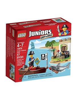 Lego Juniors Pirate Treasure Hunt Set by Lego