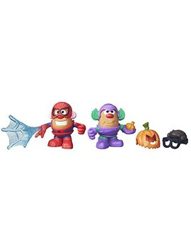 Playskool Friends Mr. Potato Head Marvel Spider Man And Green Goblin by Mr Potato Head