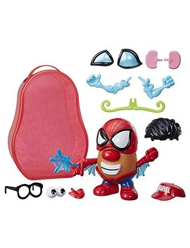 Playskool Friends Mr. Potato Head Marvel Spider Spud Suitcase by Mr Potato Head