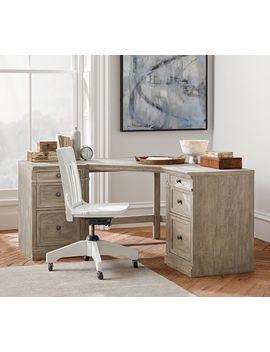Livingston Corner Desk by Pottery Barn