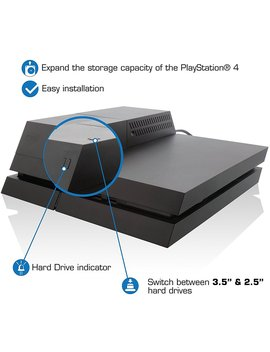 Nyko Data Bank   Play Station 4 by By          Nyko