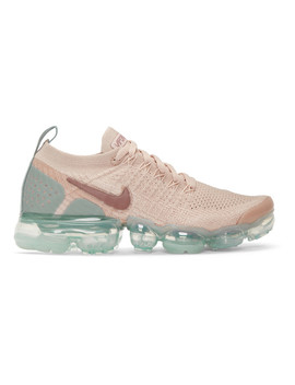 Pink & Blue Air Vapormax Flyknit 2 Sneakers by Nike