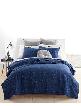 Constellation 3 Pc. Full/Queen Quilt Set, Created For Macy's by Whim By Martha Stewart Collection