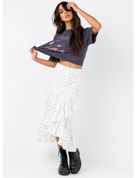 The Hudson Maxi Skirt by Princess Polly