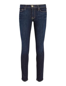 Le Skinny De Jeanne Dark Jeans by Frame
