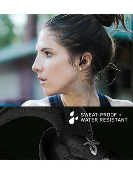 Jaybird Freedom 2 In Ear Wireless Bluetooth Sport Headphones With Speedfit, Tough All Metal Design, Carbon (985 000747) by Amazon