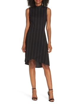 Alyssa Stripe Dress by Leota