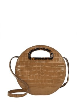 Indy Embossed Circle Crossbody by Loeffler Randall