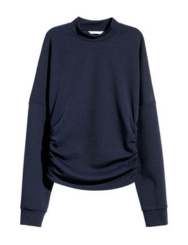 Drawstring Sweater by H&M