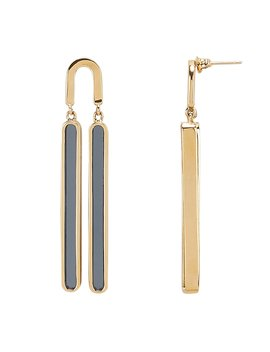 Reflection Swing Earrings by Colette Malouf