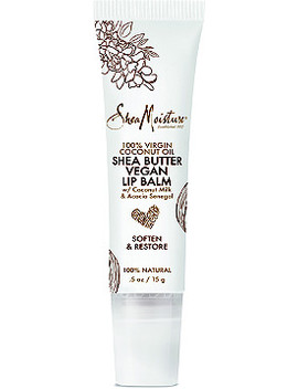 100 Percents Virgin Coconut Oil Lip Balm by Shea Moisture