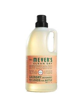 Mrs. Meyer's Clean Day Laundry Detergent, Geranium, 64 Fl Oz by Mrs. Meyers