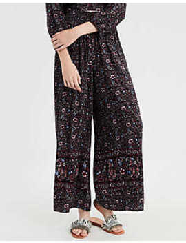 Ae Border Print Pant by American Eagle Outfitters