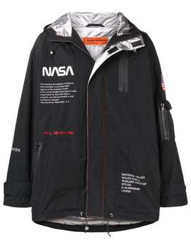 Nasa High Tech Parka by Heron Preston
