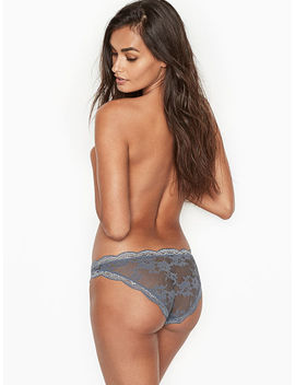 Scalloped Lace Cheekini Panty by Victoria's Secret