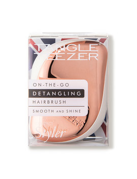 Compact Styler   Rose Gold/Ivory (1 Piece) by Tangle Teezer