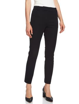 Stretch Twill Slim Ankle Pants by 1.State