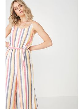 Strappy Jumpsuit by Supre