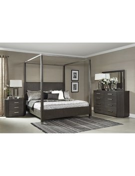 Fairfax Home Collections Tribeca Studio Canopy Bed & Reviews by Fairfax Home Collections