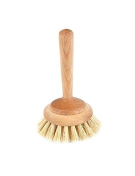 Iris Hantverk Oiled Maple Bath Brush With Tampico Fibre by Iris Hantverk