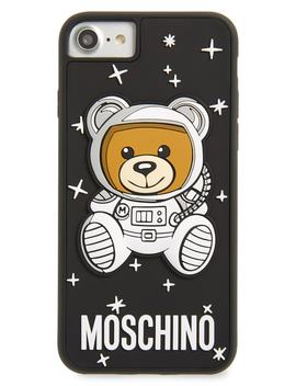 Ufo Teddy I Phone 6/6s/7/8 Plus Case by Moschino