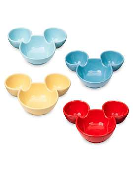 Mickey Mouse Mini Snack Bowl Set by Disney