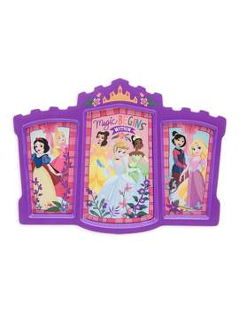 Disney Princess Castle Compartment Plate   Disney Eats by Disney