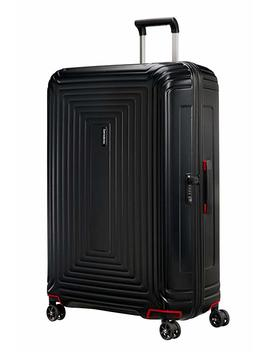 Samsonite Suitcase, 81 Cm, 124 Liters, Matte Black by Samsonite
