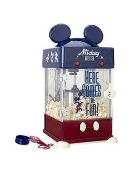 Mickey Mouse Kettle Style Popcorn Popper by Disney