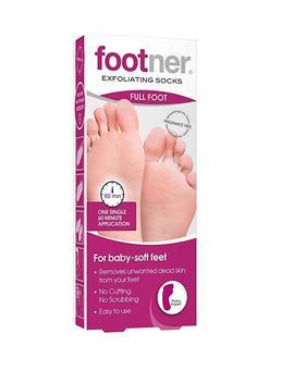 Footner Exfoliating Socks Total Callus Remover by Footner