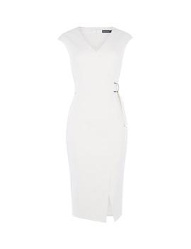 Belted Wrap Dress by Dd127 Vc009 Fd073 Gd030 Dc272 Dd054 Dd173 Dd126 Cd004