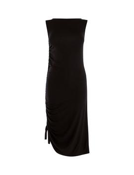Gathered Side Dress by Dd155 Gd311 Zd514 Dd156 Dd010 Tc016 Fc666 Hd007