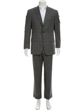 Corneliani Wool Two Piece Suit by Corneliani
