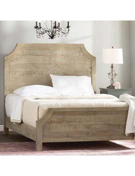 Mistana Carin Panel Bed & Reviews by Mistana