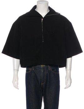 Rick Owens Drkshdw 2017 Cropped Short Sleeve Jacket by Rick Owens Drkshdw