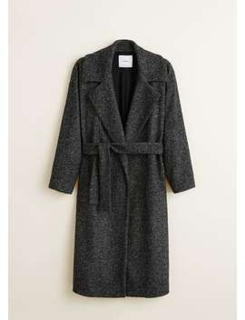 Coat by Mango