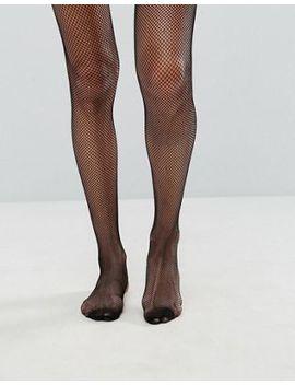 Asos Design   Collant A Rete A Maglie Piccole by Asos