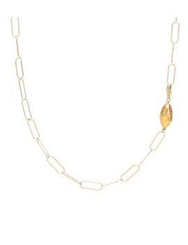 L'incognito 24kt Gold Plated Necklace by Alighieri