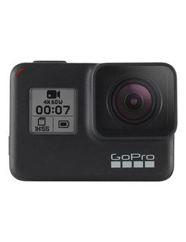 Go Pro Hero7 Waterproof Hd Sports & Helmet Camera   Black by Go Pro