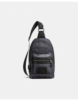 Academy Pack In Signature Canvas by Coach