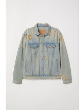 Worn Look Denim Jacket by H&M