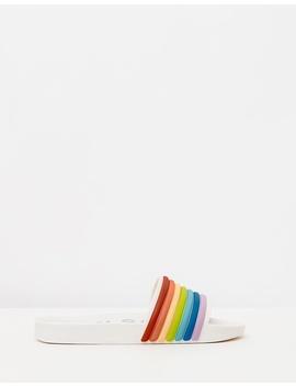 Beach 3 D Rainbow Slides by Melissa