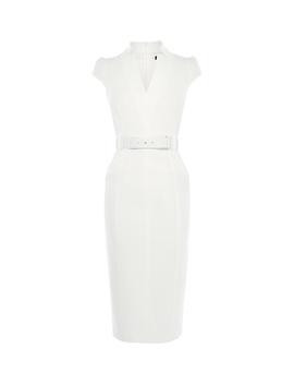 Tailored Belted Dress by Dc272 Dd127 Dd223 Dc284 Dc161 Dd127 Dd225