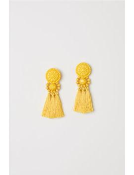 Püsküllü Küpe by H&M