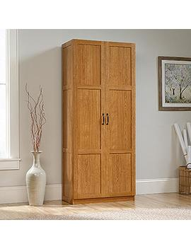 Highland Oak Cabinet by Sauder Woodworking