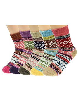 Womens Winter Knit Socks, Youson Girl® Ladies Thick Socks Women Winter Sock Cotton Cosy Socks For Sports Running Everday Wear by Yuson Girl